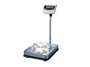 Waga pomostowa wodoodporna CAS BW-1 150 N do 150kg z legalizacją