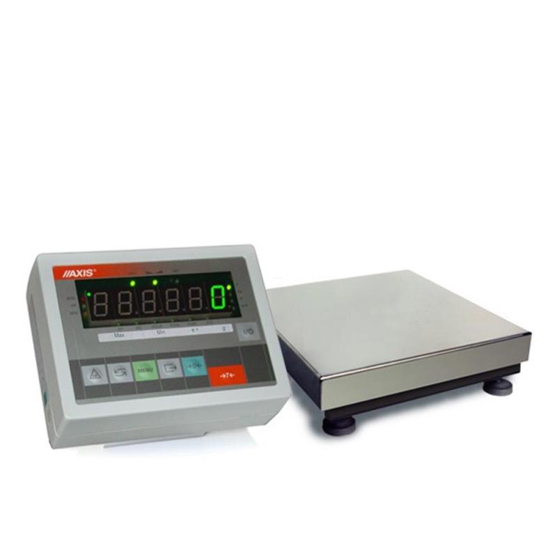 Waga platformowa mała na kablu AXIS BA6MK -A4+