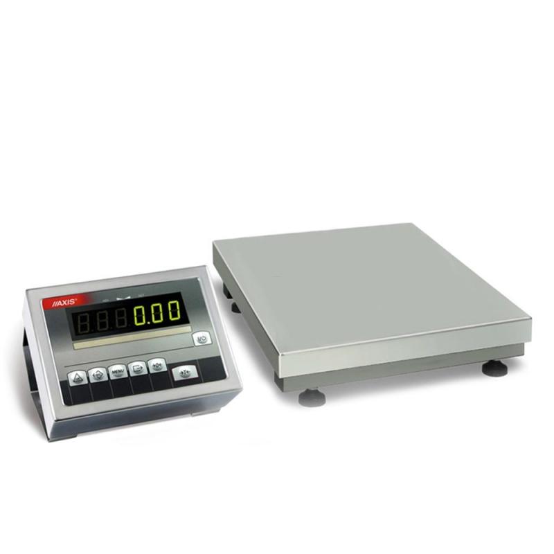 Waga platformowa hermetyczna duża AXIS BA60HK-A8 na kablu