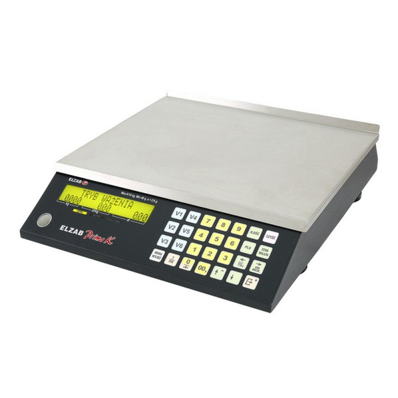Waga kalkulacyjna ELZAB PRIMA K - produkt wycofany z produkcji