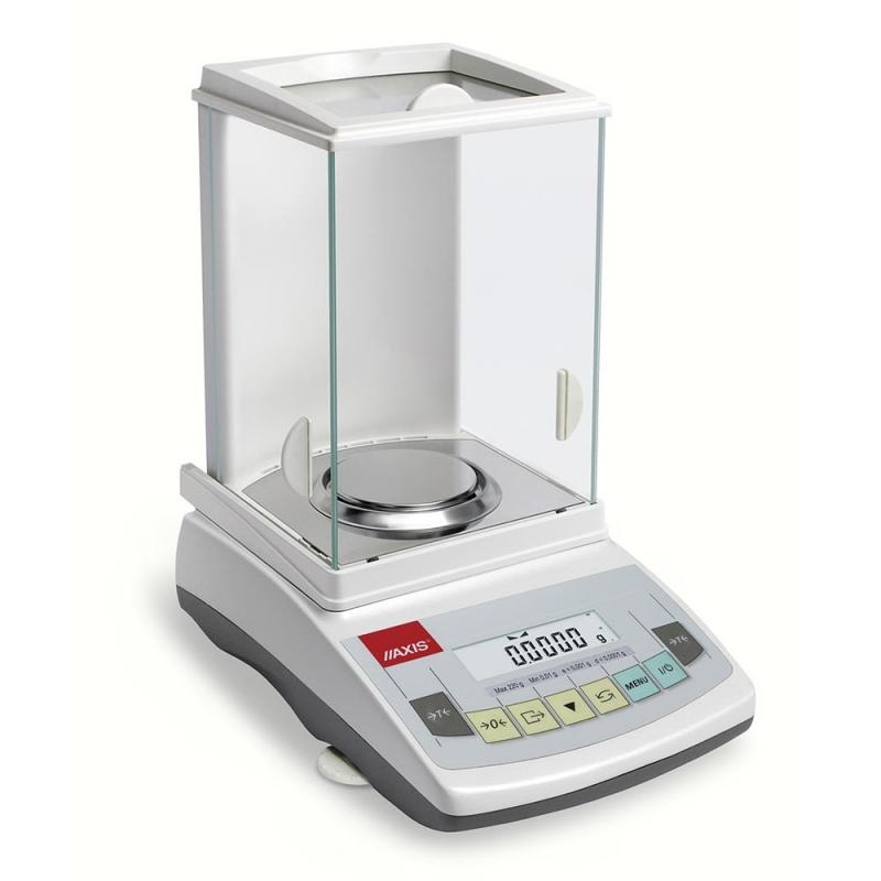 Waga analityczna kompaktowa AXIS ATE 160 z zewnętrzną kalibracją