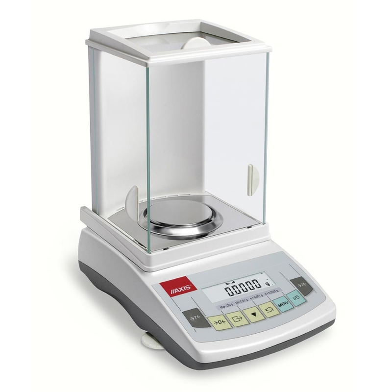 Waga analityczna AXIS ALZ 220 z kalibracją zewnętrzną