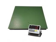 Waga przemysłowa pomostowa CAS HFS CI200A/1.5H1212 do 1500kg z legalizacją