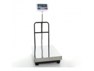 Waga magazynowa 100kg/20 30x40 z oparciem do 100 kg bez legalizacji