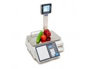 Waga etykietująca CAS CL3000 15P do 15kg z legalizacją