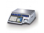 Waga drukująca etykiety CAS CL5500B z legalizacją