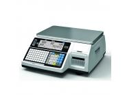 Waga drukująca etykiety CAS CL5200 JUNIOR B 15 WIFI z legalizacją
