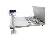Waga przemysłowa pomostowa YAKUDO YWP 166SS 1500R1 - produkt wycofany z produkcji