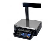 Waga kalkulacyjna DIGI DS-782 PR RS BK  zakres 6/15kg Z WYSIĘGNIKIEM  w czarnej obudowie